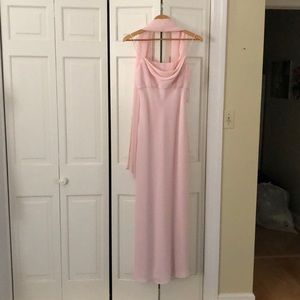 Bridesmaid's gown